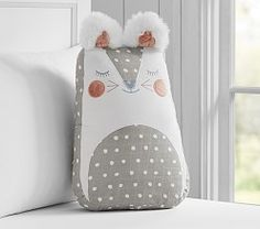 Blankets And Decorative Pillows For Kids | Pottery Barn Kids