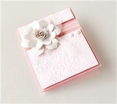 Create this lovely embossed card for any occasion!