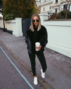 Simple Winter Outfits Ideas That Always Looks Fantastic - - Simple Winter Outfits, Winter Mode Outfits, Winter Fashion Outfits, New Outfits, Trendy Outfits, Fall Outfits, Autumn Fashion, Cute Outfits, Casual Winter
