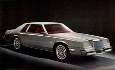 "1981 Chrysler Imperial:  It copied the ""bustle-back Seville, but the overall design worked.  I enjoyed renting one for a trip."