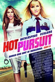 Hot Pursuit (Not filmed in Texas but suppose to take place in TX)