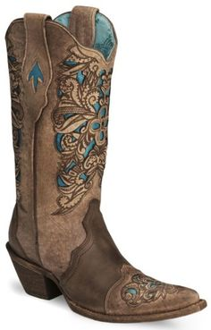 Oh, god - these were the boots I fell in love with on Boot Quest in early '12 but they were out of stock so I bought different ones.  But now... WANT.