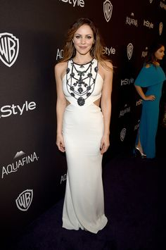 Katharine McPhee à l'afterparty des Golden Globes