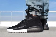 adidas Originals TUBULAR X PK Høye joggesko core black/dark