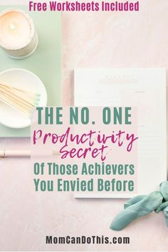 Using this simple strategy will boost your productivity and help you get more done every day. All you need to do is make two little words work for you! How To Start A Blog, How To Make Money, Productivity Quotes, Magic Words, Blog Planner, Online Entrepreneur, Word Work, Blogging For Beginners, Getting Things Done