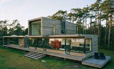 Container House - Škandinávske domy – fotogaléria – Inšpirácie montované domy - Who Else Wants Simple Step-By-Step Plans To Design And Build A Container Home From Scratch?
