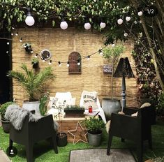 Garden Makeover, Outdoor Living, Explore, Table Decorations, Photo And Video, Outdoors, Instagram, Link, Blog