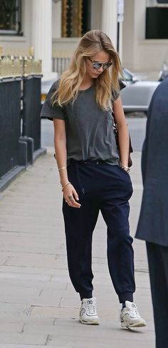 Cara | gosh, those pants! #style
