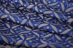 Yaro Retro Berry Dark-Blue Beige Wool soon to be released