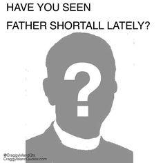 Look for an 80 year old priest