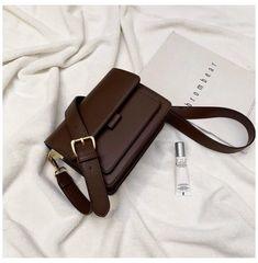 Korean Bags, Vintage Handbags, Women's Handbags, Handbags For Women, Designer Shoulder Bags, Backpack Bags, Messenger Bags, Cute Bags, Fashion Bags
