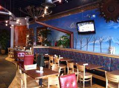 Guru's Cafe in downtown Provo
