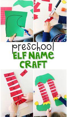 Preschool: Christmas {Week 1} - Mrs. Plemons' Kindergarten