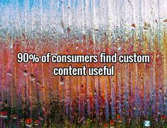 Want to know what consumers need?