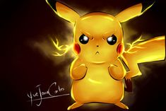 Pikachu by on DeviantArt Pikachu Pikachu, Pokemon Dex, Pikachu Memes, Lucario Pokemon, Pokemon Sketch, Gaming Wallpapers, Cute Wallpapers, Pikachu Drawing, Cute Pokemon Wallpaper