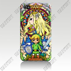 IZC2188The Legend of Zelda 10 pcs/lot case cover for iphone 4 4s 4th wholesale retail free shipping for bulk order $24.30
