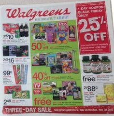 389801c46ad Walgreens Black Friday Ad 2013 - Deals for Black Friday - Compare Black  Friday Prices - View Black Friday Ad - Store Hours for Black Friday