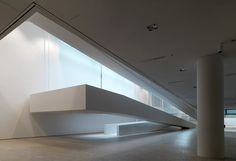 Silesian Museum, Poland / Riegler Riewe Architects - 坡道做法