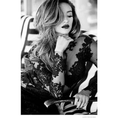 Shay Mitchell Poses for Frankie Batista in Glamour Mexico November... ❤ liked on Polyvore featuring shay mitchell, images, models, girls and modeli