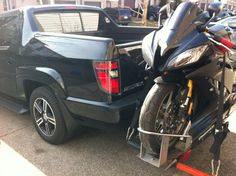 motorcycle hitch carrier - Honda Ridgeline Owners Club Forums