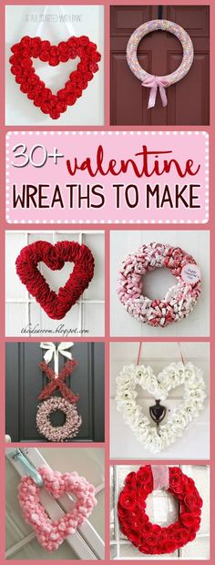 These Valentine Wrea