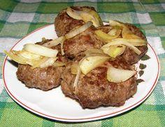 W Mojej Kuchni Lubię.. : wołowe mielone z cebulką...
