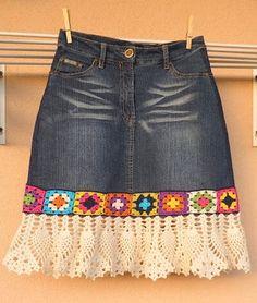 Captivating Crochet a Bodycon Dress Top Ideas. Dazzling Crochet a Bodycon Dress Top Ideas. Sewing Clothes, Diy Clothes, Clothes For Women, Jean Diy, Crochet Patron, Beau Crochet, Crochet Diy, Estilo Hippie, Black Crochet Dress