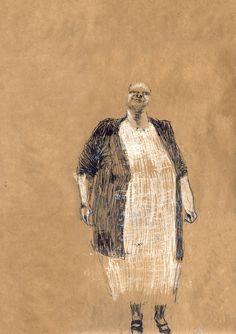 Kaatje Vermeire | De vrouw en het jongetje