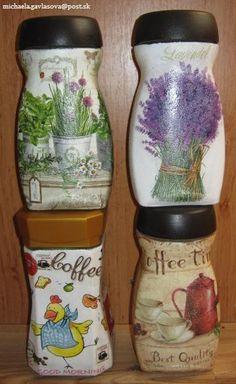 bottle coffe