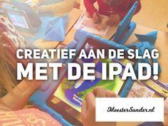 Er zijn miljoenen apps in de app store, maar welke apps zijn geschikt voor de kleuters? In deze workshop richt meester Sander zich op creatieve apps en hun functionaliteiten. Je gaat zelf aan de slag met een aantal creatieve apps en wordt stap voor stap voorbereid op het inzetten in je eigen klas. Aan het eind van deze workshop weet jij precies welke creatieve opdrachten je morgen de kinderen laat doen. Na afloop van deze workshop: ken je verschillende creatieve apps die je kunt gebruiken in… Ipad, Classroom, Coding, Social Media, Website, Learning, Digital, School, Theory