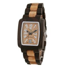 New style -- Wood Watch, Dual Tone, Barrel.  Right here and now.  Only at Martin & MacArthur.