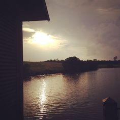 #wanderlust #water #sunset Barns, Countryside, Nativity, Wanderlust, Celestial, Sunset, Water, Instagram Posts, Outdoor