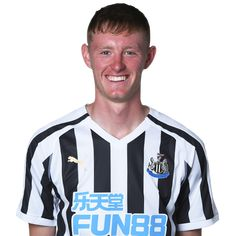 Sean Longstaff Newcastle United Football, Black N White, Football Players, Premier League, Army, Profile, News, Sports, Soccer Players