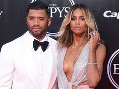 Ciara Flaunts Her New Huge Bling as She Make First Red Carpet Appearance with Her NFL Husband Russell Wilson http://ift.tt/29GSDad #PeopleStyleWatch #Fashion #Style #CelebrityStyle #Celebs #Celebrities