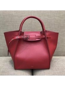 1a0f6905c8f5 Celine Big Bag Bucket Bag With Long Strap in Grained Calfskin Oak Blood 2018   OZZ-8011825  -  354.00   Best Reps Lux Handbags online  bighandbagsonline