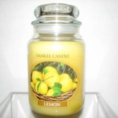 Lemon : Yankee Candle
