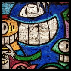 Uno de los grafitis del centro de bogotá #grafiti #arte #bogota #fotografia #ilustracion