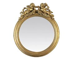 Shop for A Zillion Things Home across all styles and budgets. brands of furniture, lighting, cookware, and more. Baroque, Rococo, Full Length Mirror Wall, Style Louis Xv, Mirrors Online, Round Mirrors, Home Living, Decoration, Resin
