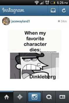 Dinkleberg! You killed Finnick and everyone else that I loved!