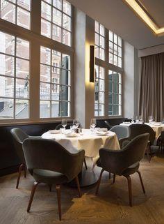 Rijks® Restaurant by Studio Linse, Amsterdam – Netherlands » Retail Design Blog
