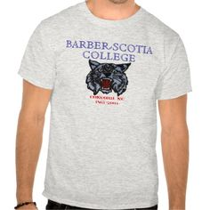 bobcat, BARBER-SCOTIA, COLLEGE, CONCORD, NC T Shirt, Hoodie Sweatshirt