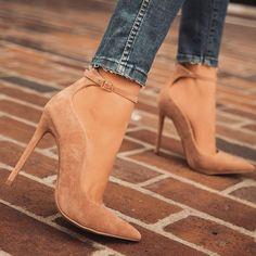 Стильная женская обувь весна-лето 2018