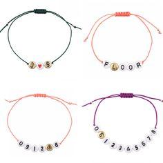 Nova Dali kralenarmband