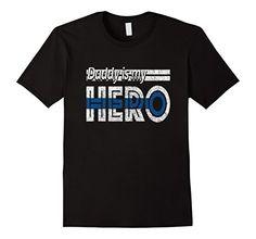 Men's Kids Police T Shirt Daddy Is My Hero Police Officer... https://www.amazon.com/dp/B01IW64NRO/ref=cm_sw_r_pi_dp_-J4KxbHHSDTVW