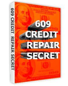 609 Credit Repair Letters Credit Repair SECRETS Exposed Here!