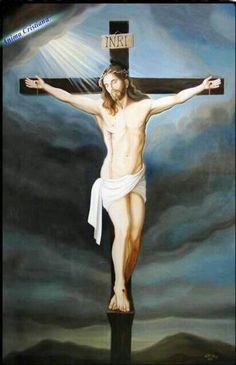 . Catholic Pictures, Pictures Of Christ, Jesus Christ Images, Christian Images, Christian Art, Jesus Reyes, Jesus Our Savior, Crucifixion Of Jesus, Jesus Painting