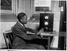 The Race to Preserve African American Radio – AAIHS