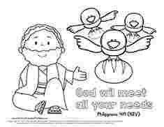 Best Printable Bible Coloring Pages Elijah And The Widow 99