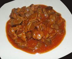 Receita MOELAS EM MOLHO CREMOSO por tishacarrasqueira - Categoria da receita Pratos principais Carne