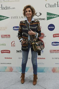 Nati Abascal Photos: The Petite Fashion Week 2nd Edition in Madrid